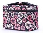 Makeup Bag, HOYOFO Women Portable Travel Cosmetic Bags with