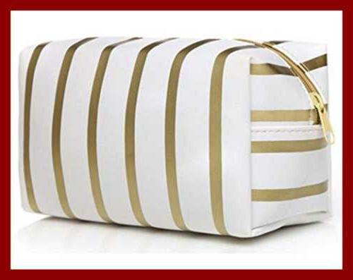 makeup pouch travel cosmetic bag daily essentials