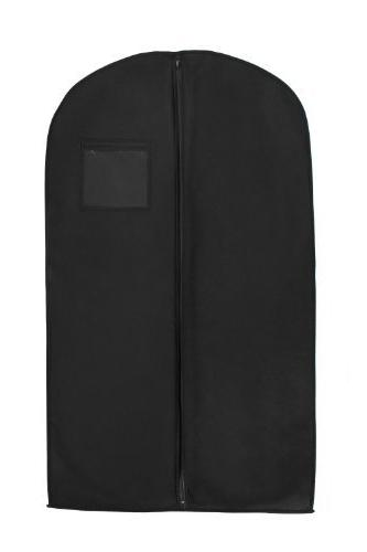 men black suit dress storage