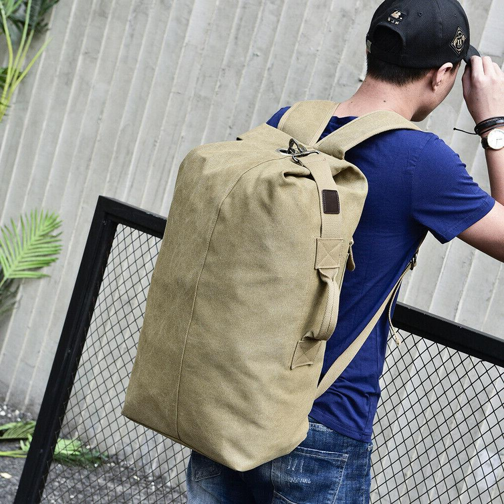 Men's Backpack Hiking Military