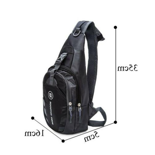 Men's Shoulder Bags Pack Daily Travel