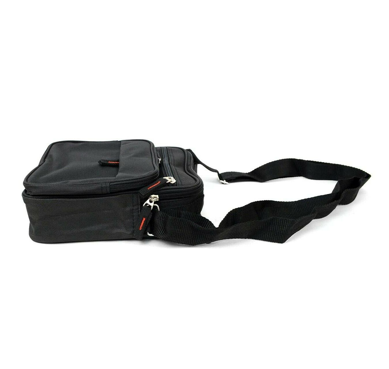 Men's Small Bag with Strap