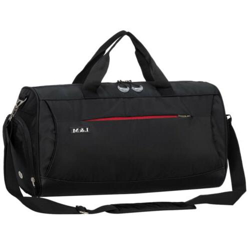 Men's Duffle on Shoulder