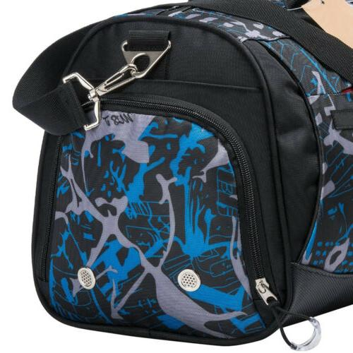 Men's Waterproof Duffle Bag Travel Carry on Handbag