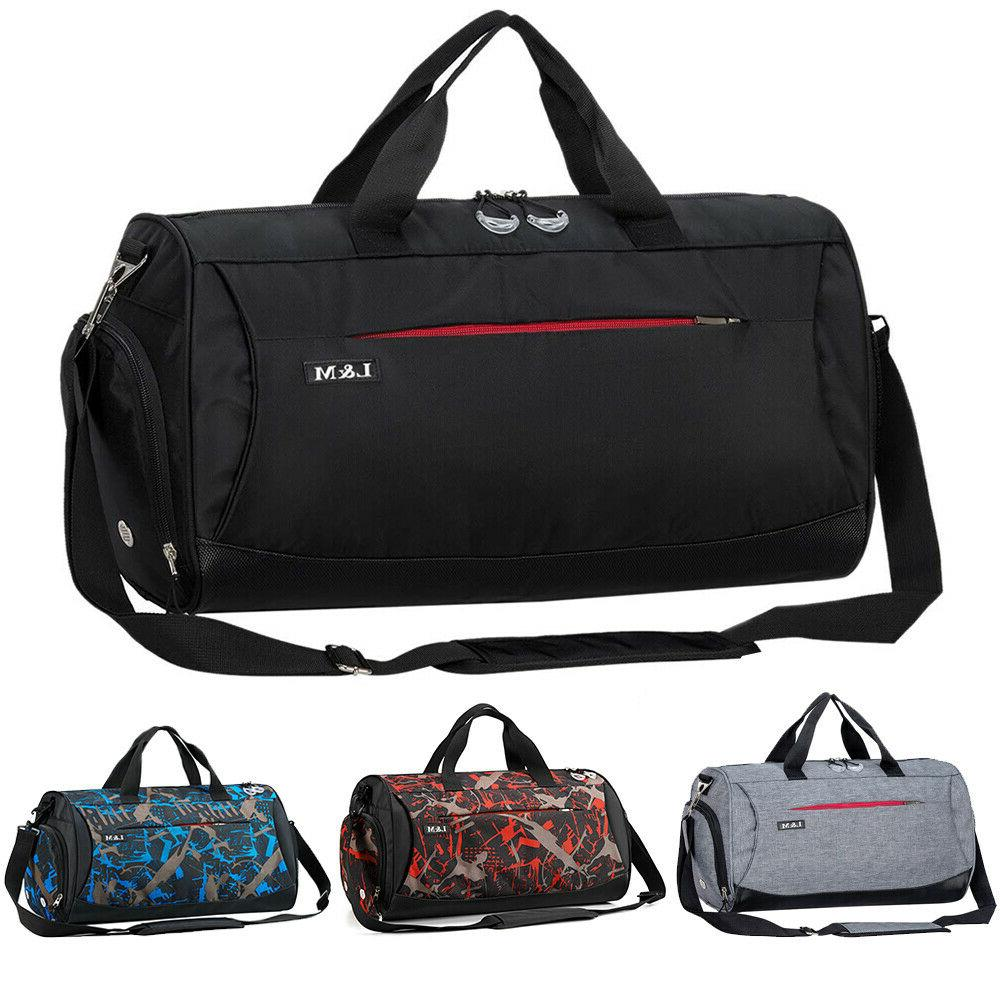 men s waterproof sports gym duffle bag
