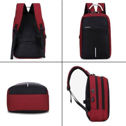 Mens Lock Backpack Travel School