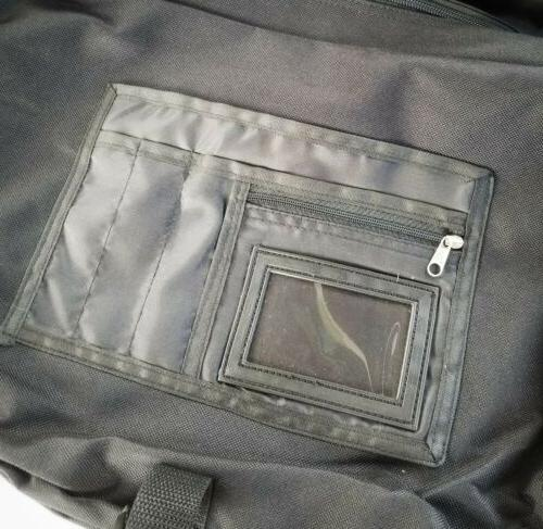 EVEREST Travel Organizer and Black New