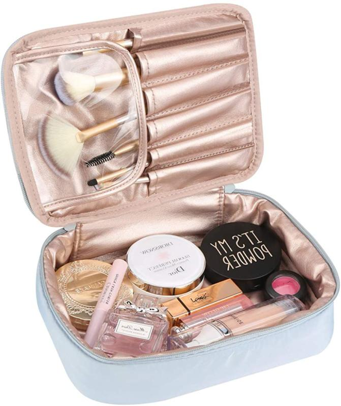 Mossio Portable Travel Makeup Beauty Bag Multifunction Cosme