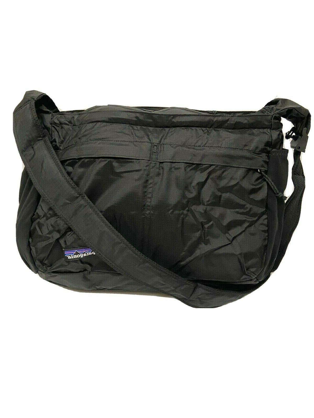 new lightweight travel courier packable shoulder bag