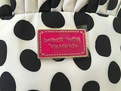 BETSEY New Travel Cosmetic Case New
