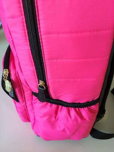 NWT BETSEY JOHNSON Quilted & Wristlet $78
