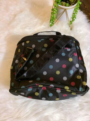 NWT CABOODLES travel with Polka