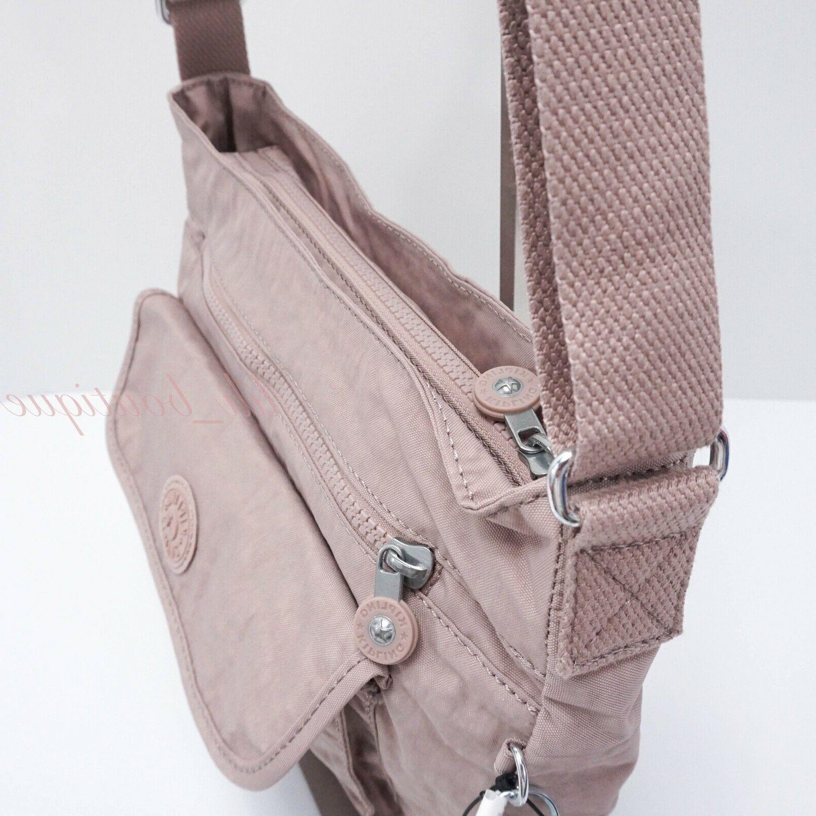 NWT HB3819 Syro Crossbody Nylon Antique 84