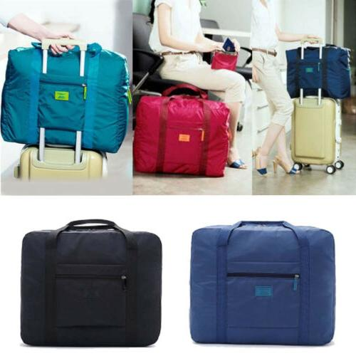 Packable Travel Duffel Waterproof Nylon Carry-on Package