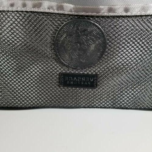 Versace Parfums Toiletry Case with dustbag Zipper
