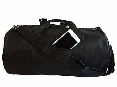 Polyester ROLL Duffle Duffel Bag Travel/Gym/Carry-On Sport G