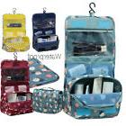 Portable Travel Cosmetic Bag Women Makeup Pouch Toiletry Han