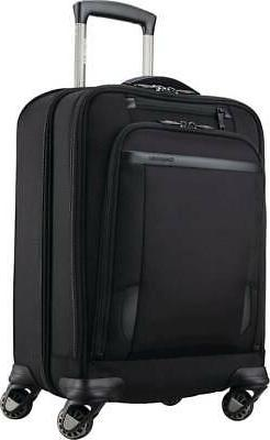 Samsonite Pro Vertical Spinner Mobile Office Black 126362-10