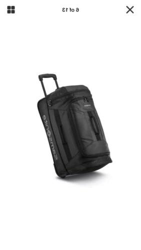 Rolling Wheeled Duffel Samsonite Andante Luggage Bag With New