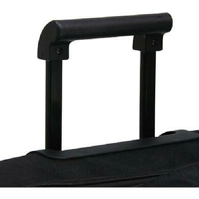 """Rolling Wheeled Duffle Travel Suitcase 2 Section 36"""""""
