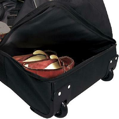 Rolling Travel Tote Carry Suitcase 36""