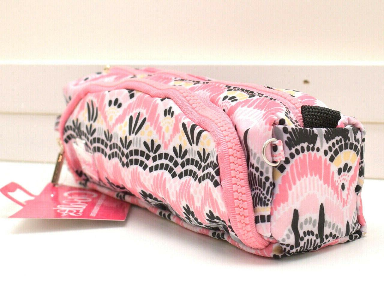 slim case storage purse soft