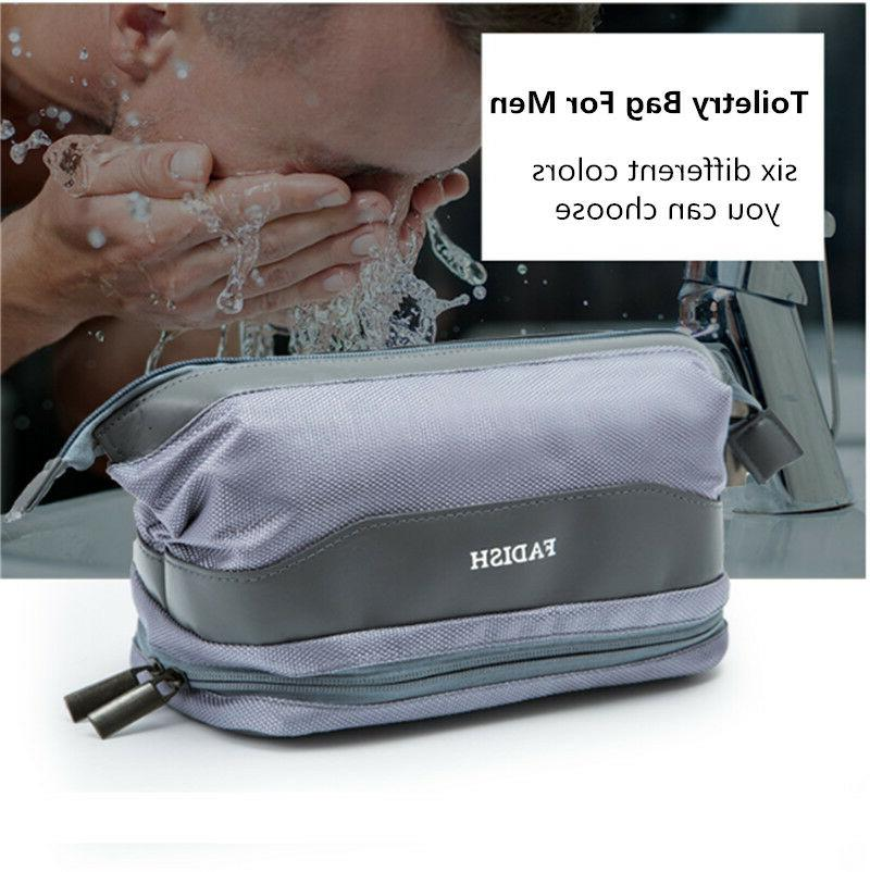 Toiletry Bag - Two layers