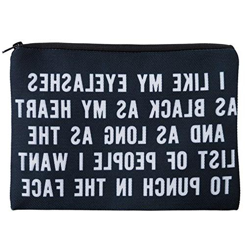 toiletry carry bag zippered luggage