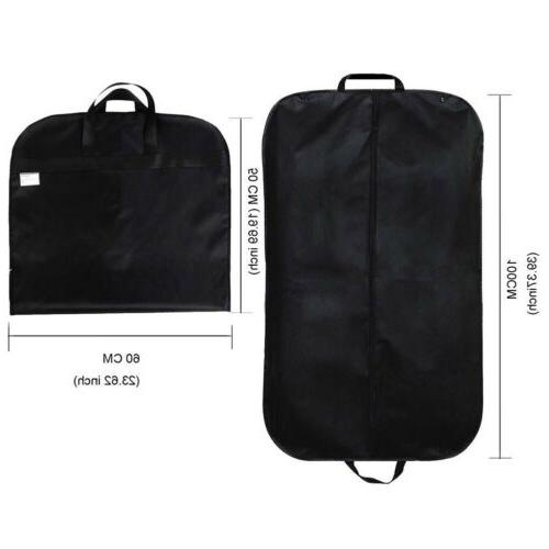 Travel Men Suits Garment Cloth Storage Hanging Dustproof