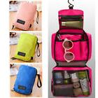 Travel Cosmetic Storage MakeUp Bag Folding Toiletry Wash Org