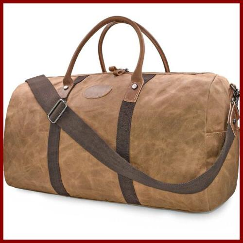 Canvas Oversized Carryon