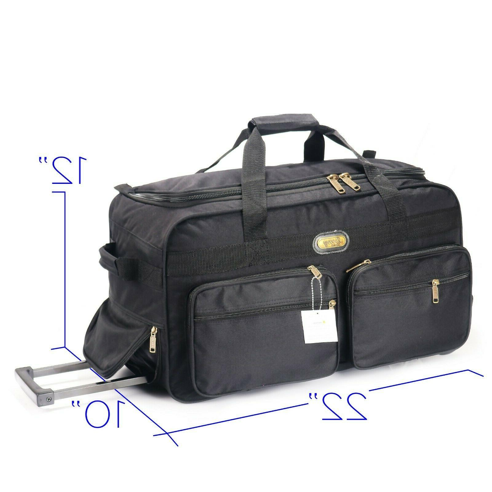 """22"""" Bag Tote Travel Suitcase Luggage"""