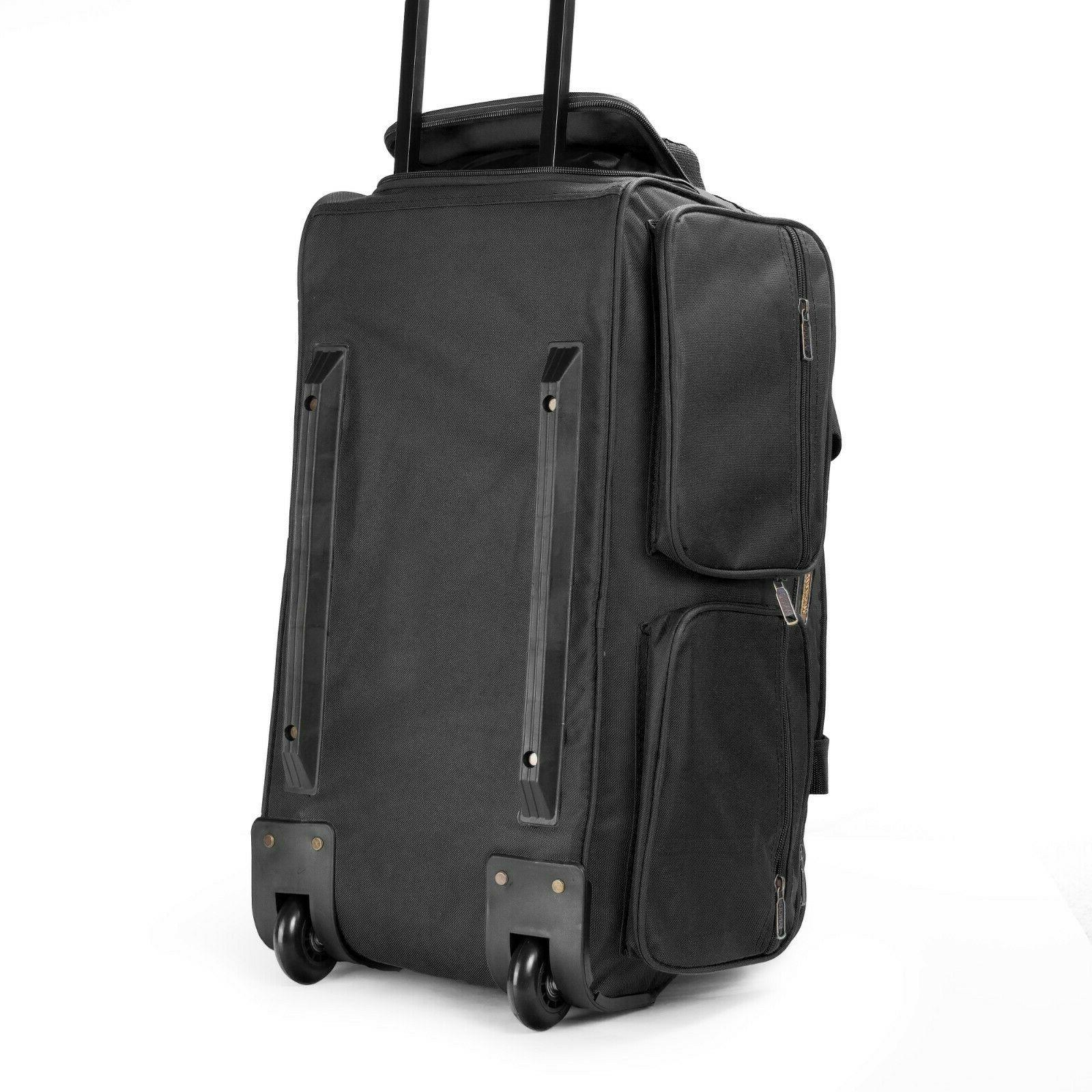 "Luggage 29"" Rolling Carry OnSuitcase"