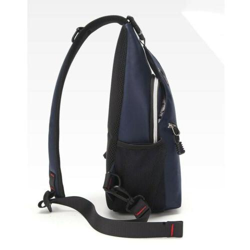 Unisex Chest Shoulder Sling Cycle Travel