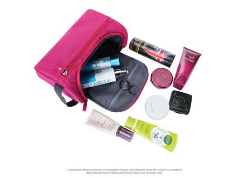 US Bag Organizer Shaving Cosmetic Case