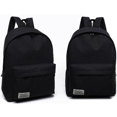 US Canvas Backpack Book