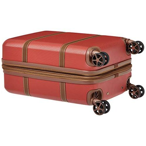 Suitcase Spinner, Red