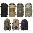 Waterproof Military Tactical Pack Sports Backpack Camping Tr
