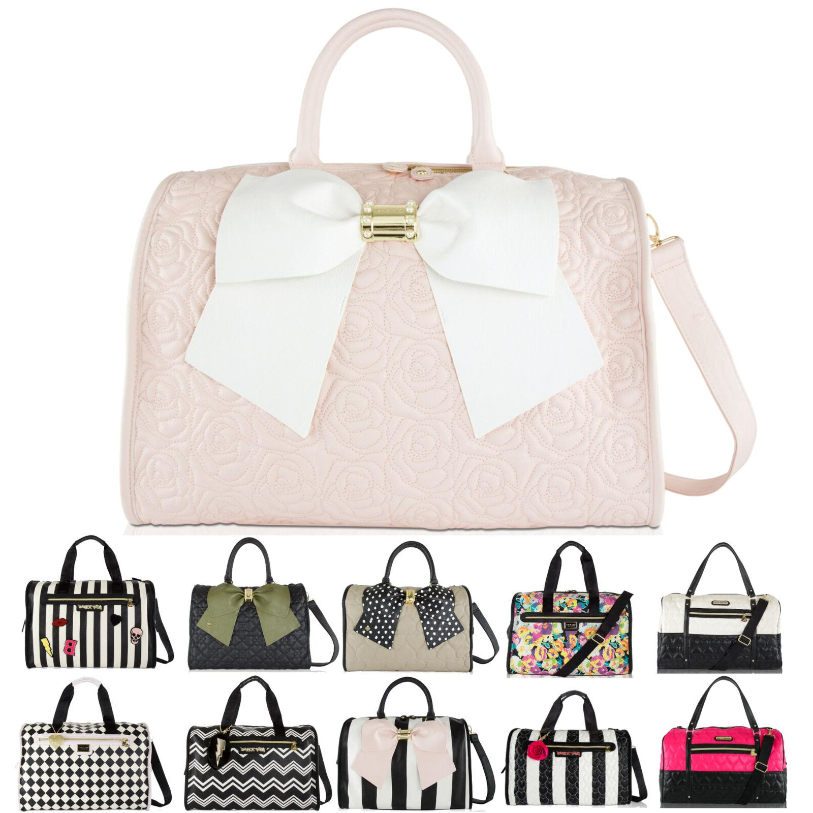 Betsey Duffel Luggage