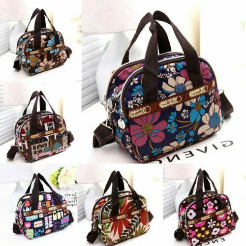 women canvas handbag shoulder bags travel messenger
