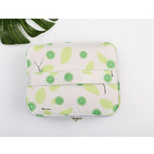 Women Ladies Travel Bag Up Case Box Pouch Toiletry Holder
