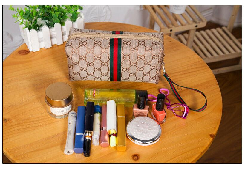 For Women Cosmetic Travel Toiletry Organizer