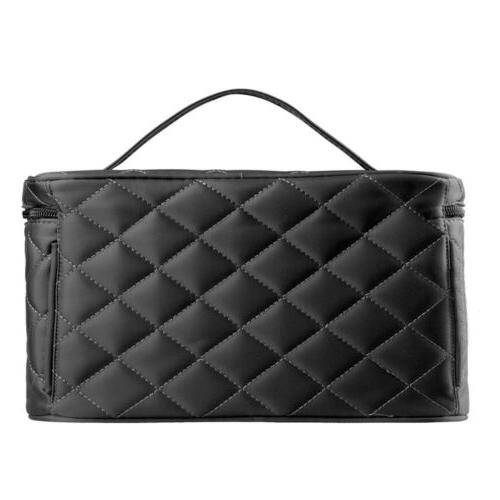 Women Travel Toiletry Cosmetic Makeup Case