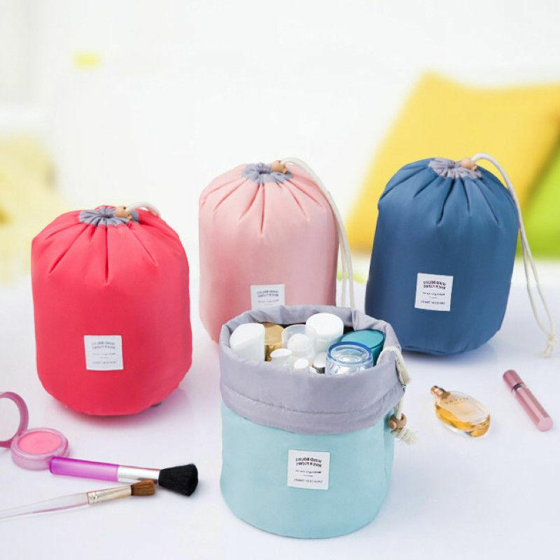 Women Makeup Toiletry Storage Wash Cosmetic Case