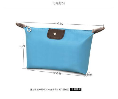 Womens Travel Toiletry Makeup Bags Small