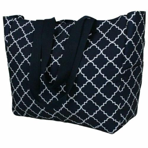 xl womens travel weekender tote bag navy