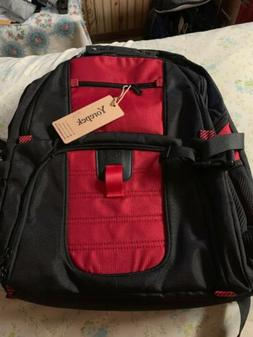 """Travel Laptop Backpack TSA, 17.3"""" Business Computer Bag with"""