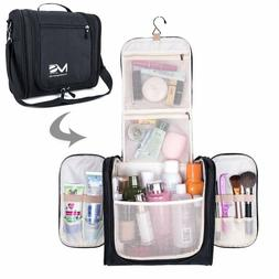 large hanging travel toiletry bag waterproof makeup
