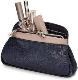 Caboodles Life & Style Zip Pop Makeup Hand Bag Cosmetic Trav