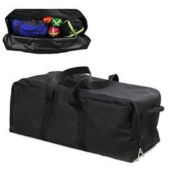 Buwico Lightweight Waterproof Heavy Duty Duffel Gear Bag Cam